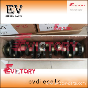 ISUZU 6SD1-TC 6SD1TC crankshaft main bearing